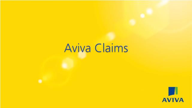 Aviva Claims - CHRIS DABBS Voiceover