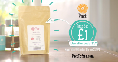 Pact Coffee TV Commercial - CHRIS DABBS Voiceovers at www.cdvoiceovers