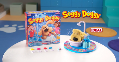 Soggy Doggy TV Commercial - CHRIS DABBS Voiceovers at www.cdvoiceovers.com