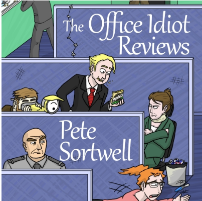 Office Idiot Reviews audiobook – Narrated by Chris Dabbs (2015)