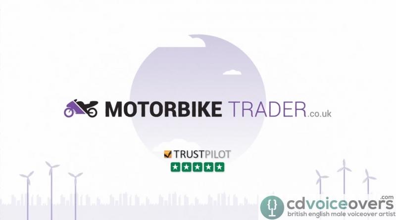 Motorbike Trader - Chris Dabbs Voiceover Artist